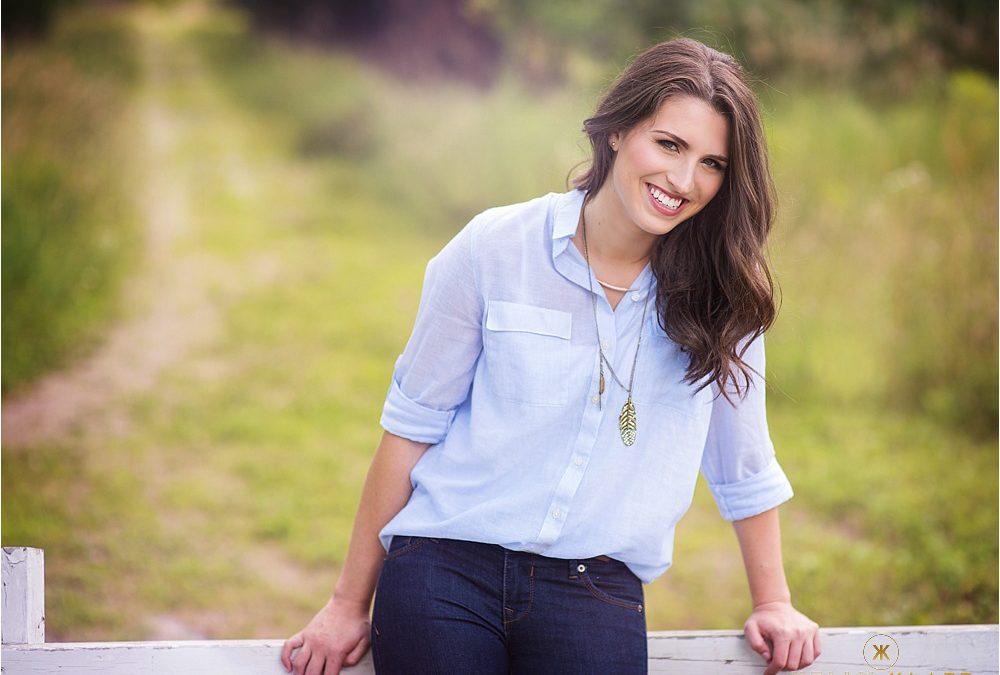 Senior Pictures in Minnesota  |  Taylor from Kimball High School